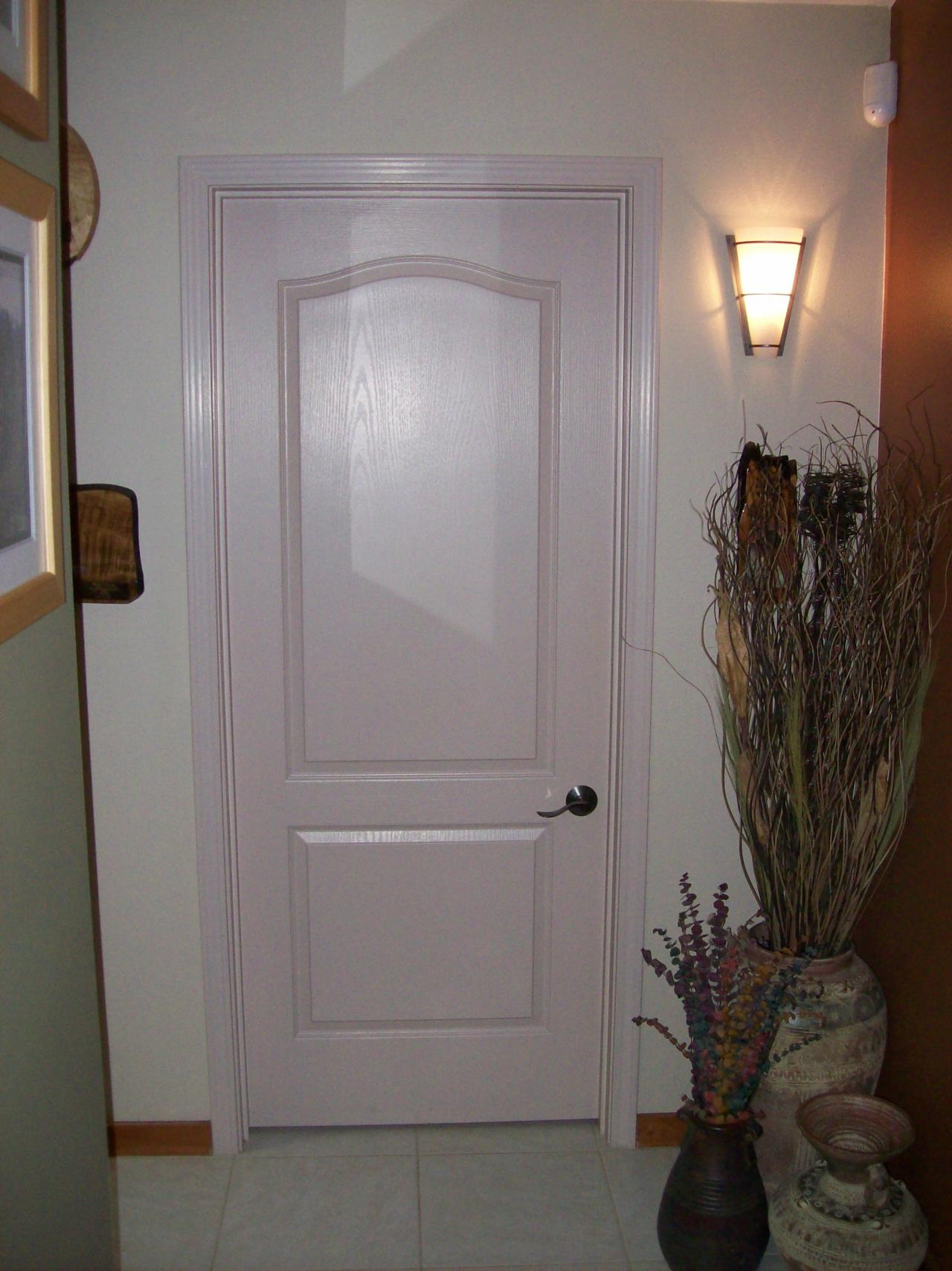 1st Impressions More Than Doors Custom Cherry Wood Remodel